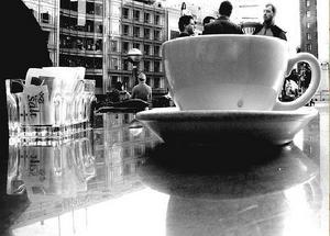 Italiaanse tradities - caffe