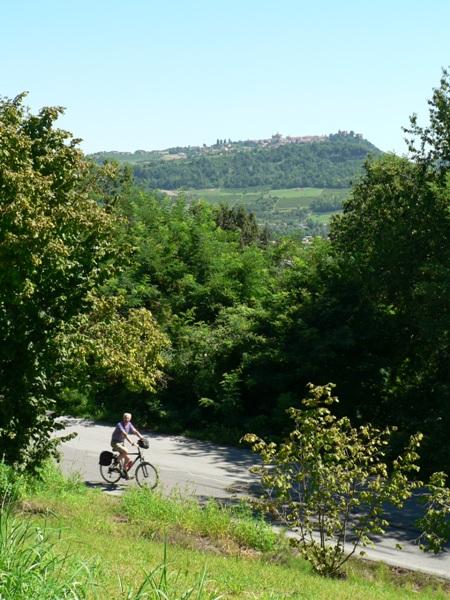 Fietsen Italie - Piemonte Cuneo