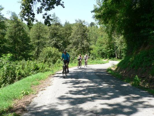 Fietsen Noord Italie - regio Piemonte Cuneo