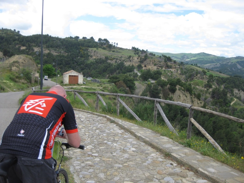 Fietsen in Italie - Basilicata fietsvakantie 05