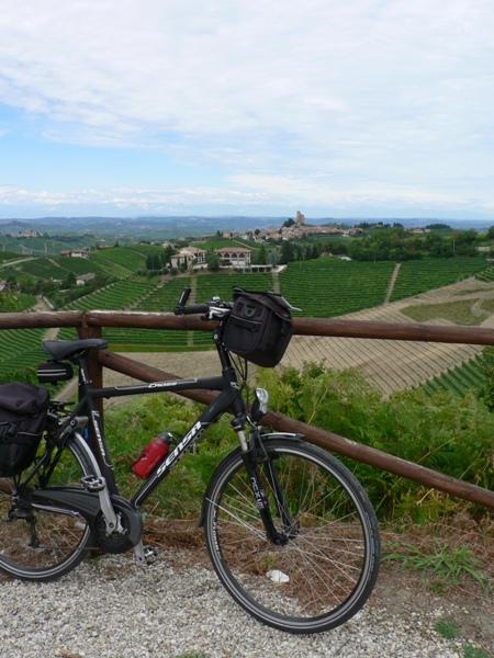 Fietsen in Italie - Piemonte Cuneo