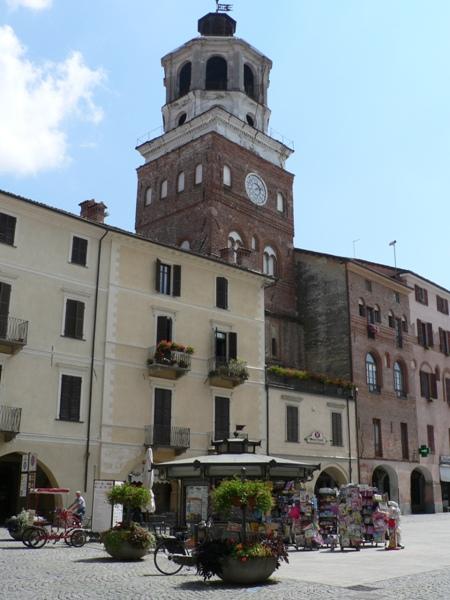 Fietsen in Italie regio Piemonte Cuneo