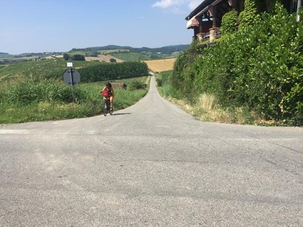 Fietsen in Noord Italië - Piemonte (12)