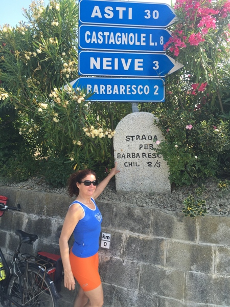 Fietsen in Noord Italië - Piemonte (2)