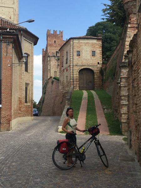 Fietsen in Noord Italië - Piemonte (9)
