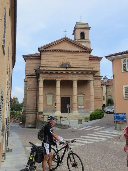 Fietsen in Piemonte - Noord Italië (2)