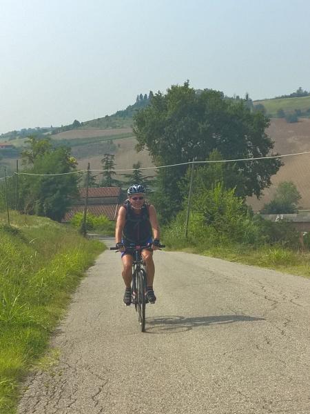 Fietsen in Piemonte - Noord Italië (9)