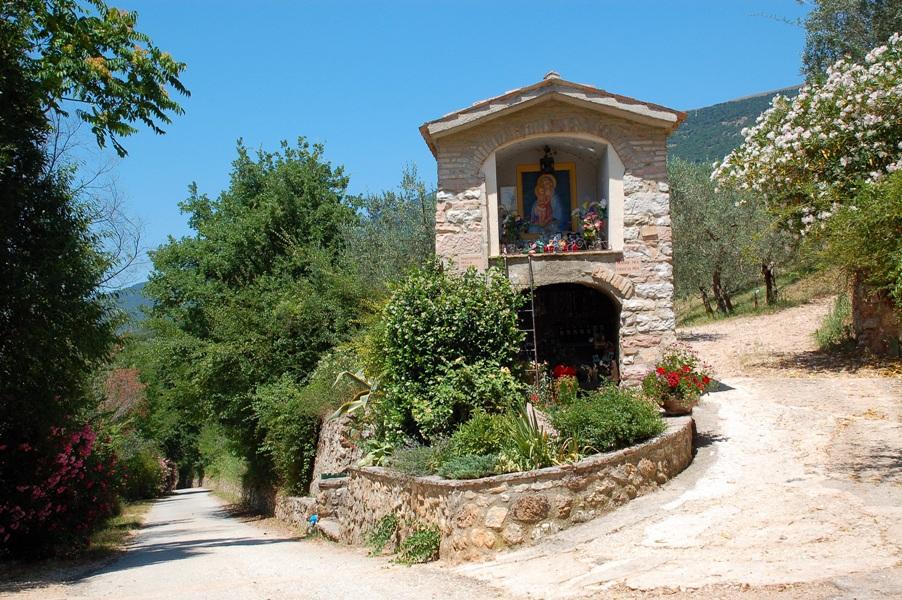 Fietsreis Umbrie Italie