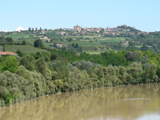 Fietsen in de regio Piemonte (2)
