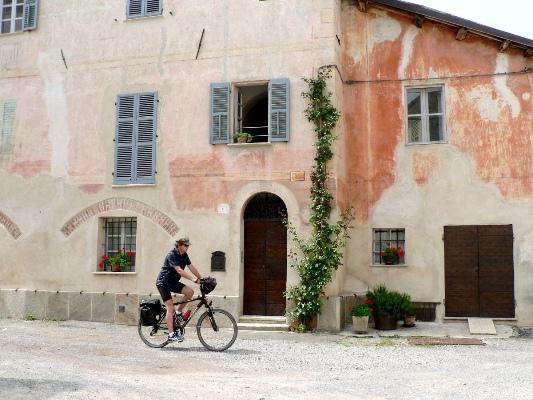 Fietsreis in Italie - Piemonte Cuneo