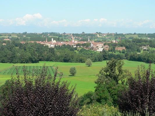 Fietsreis in Noord Italie - Piemonte Cuneo