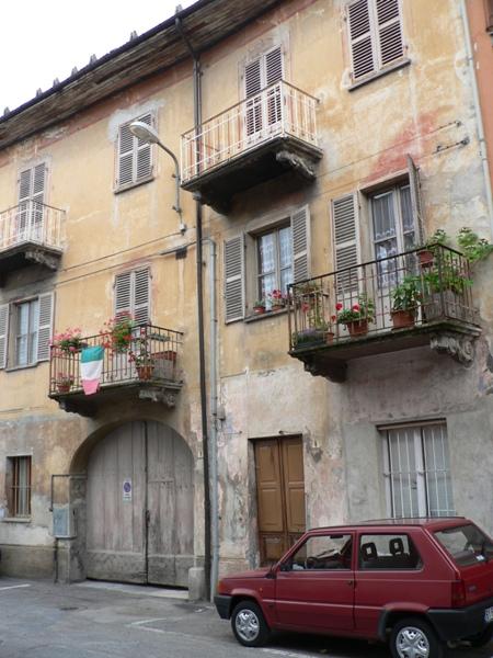 Fietstocht Piemonte Cuneo Italie