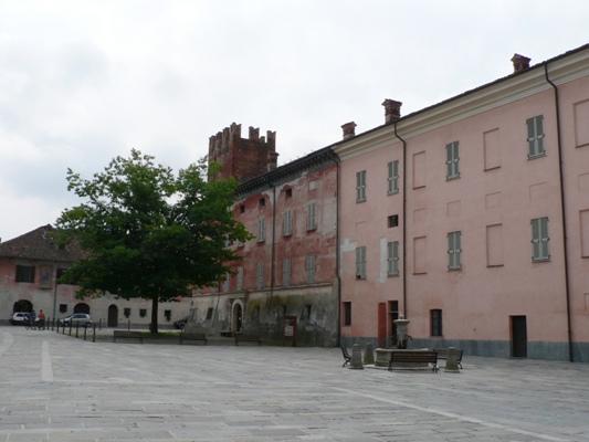 Fietstocht in Italie - Piemonte Cuneo