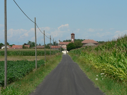Fietstocht in Noord Italie - Piemonte Cuneo