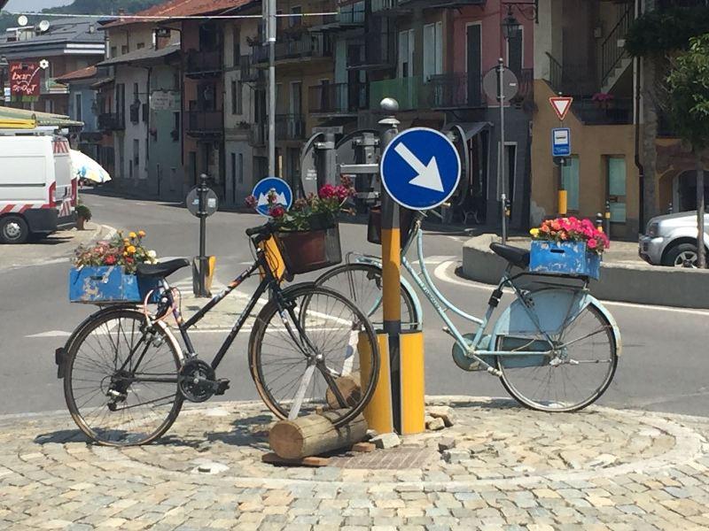 Fietsvakantie Cuneo Italie