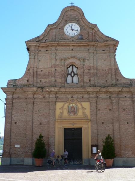 Fietsvakantie Italie - Piemonte Cuneo