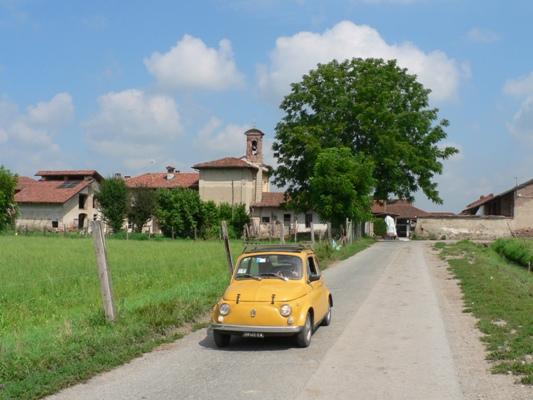 Fietsvakantie Italie Piemonte Cuneo