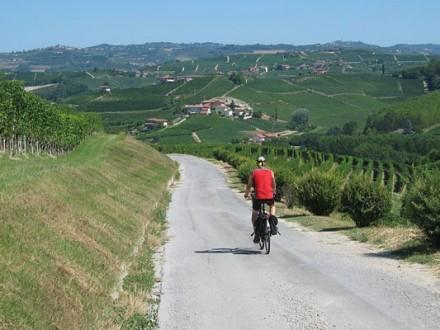 Fietsvakantie in Piemonte