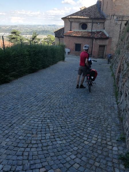 Fietsvakantie Piemonte - fietsen in Italië