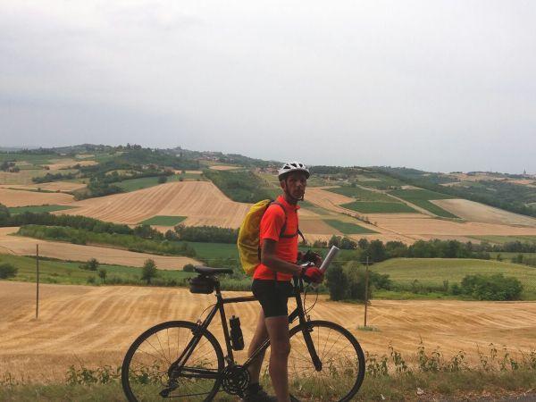 Fietsvakantie Piemonte - fietsen in Noord Italië (2)