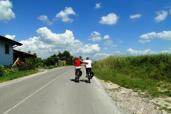 Fietsvakantie Volta Mantovana - fietsen in Italië