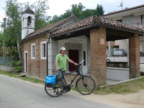 Fietsvakantie in Italië - Piemonte Noord Italië (1)
