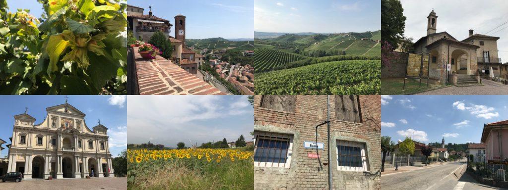 Fietsvakantie in Italie Piemonte