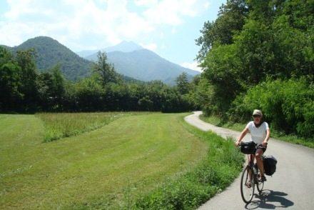 Uitgelichte foto fietsvakantie Piemonte Cuneo