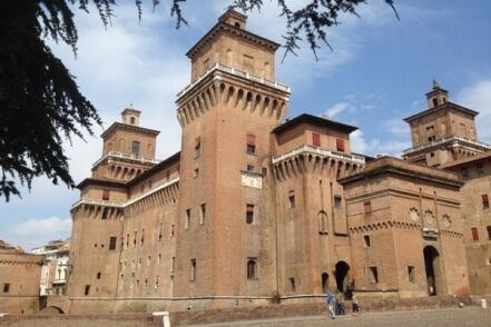 Uitgelichte foto fietsvakantie trektocht Romagna en Ferrara 12 dagen