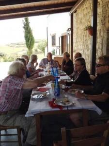 Culinaire fietsvakantie Italie