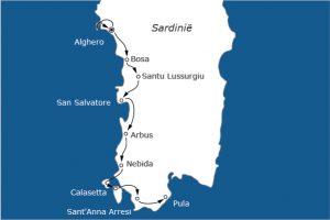 Fietsreis Sardinie 12 dagen