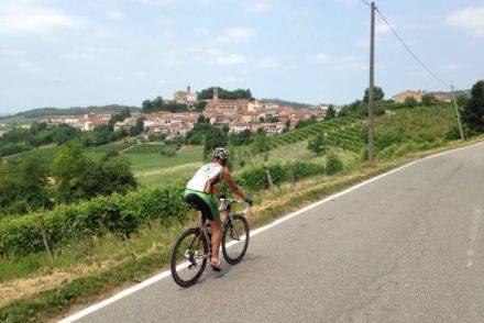 Uitgelichte foto fietsvakantie Piemonte wielrentocht Italië 1