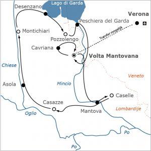 fietsvakantie gezin Italië - Lombardije