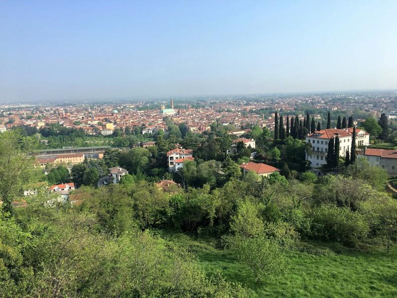 Fietsvakantie Veneto standplaats