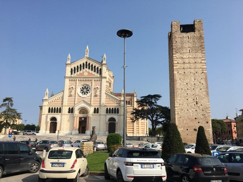 Fietsvakantie Veneto standplaats (4)