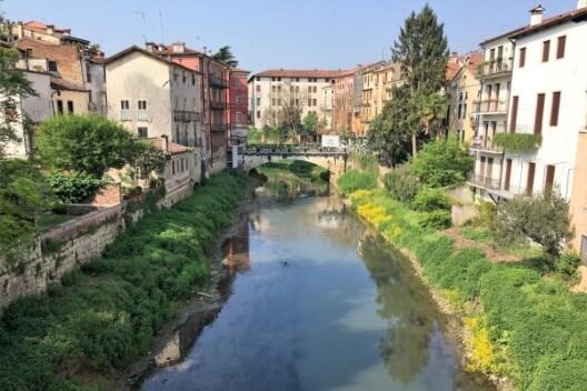 Fietsvakantie in Veneto