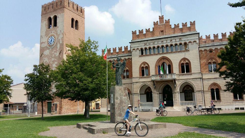 Fietsvakantie gezinnen in Italië