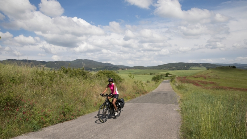 Fietsvakantie Toscane - fietsen in Toscane