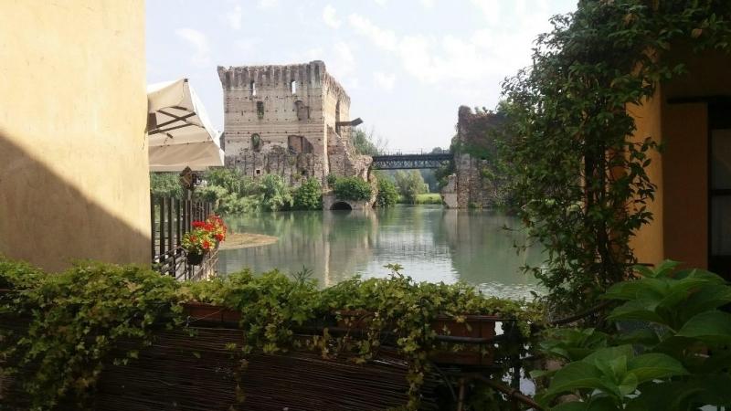 Fietsen in Italië - agriturismo standplaats