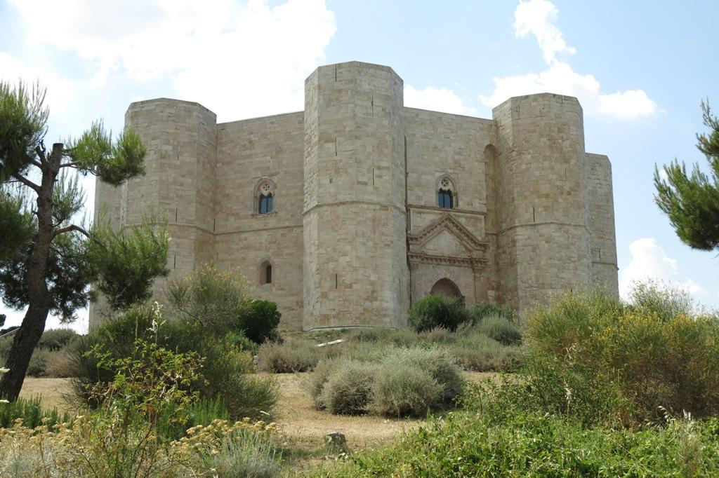 Fietsvakantie Puglia - Castel del Monte