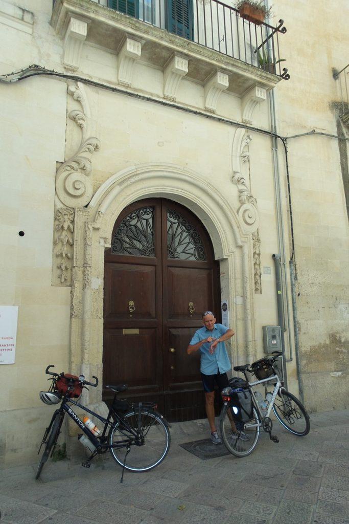 Fietsvakantie Puglia - Lecce