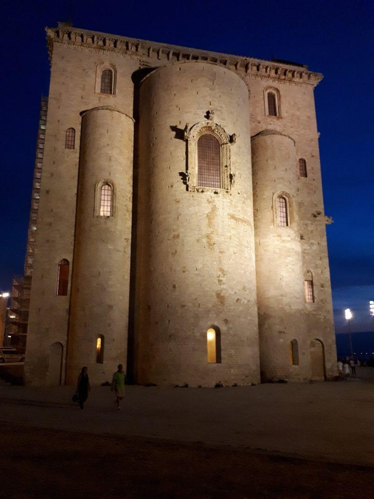 Fietsvakantie Puglia -Trani