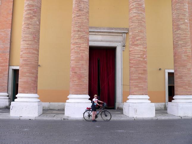 Fietsvakantie Romagna Italie