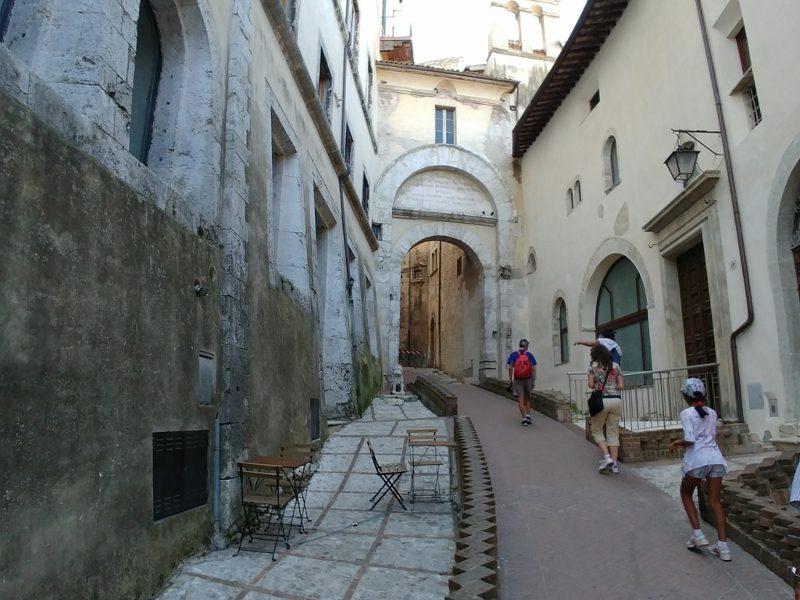 Fietsvakantie Umbrië Italië