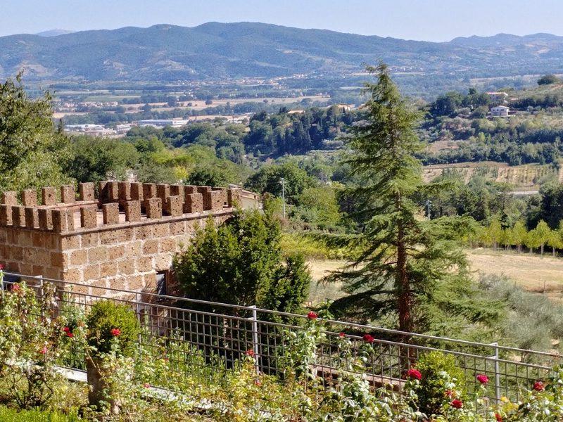 Fietsvakantie in Umbrië