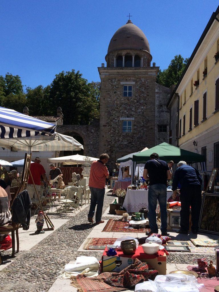 Fietsvakantie Volta Mantovana Noord Italië (4)
