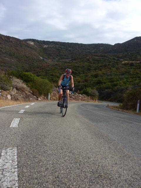 Fietsen in Sardinië wielrennen Zuid Italië (3)