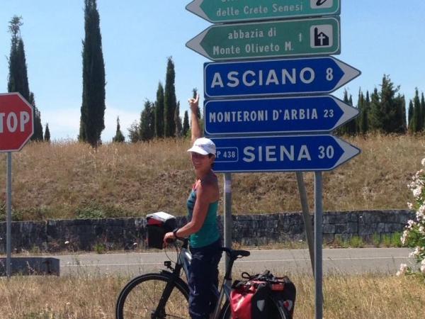 Fietsen in Toscane Chianti Midden Italië (1)
