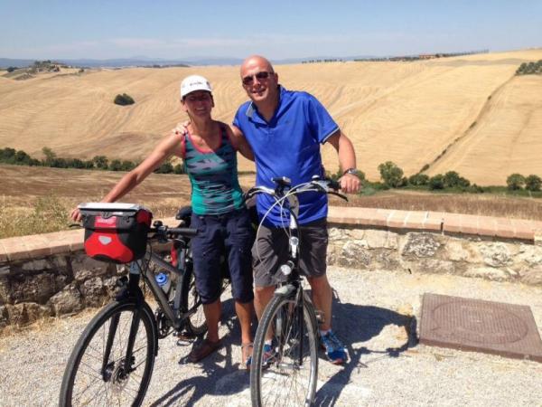 Fietsen in Toscane Chianti Midden Italië (2)