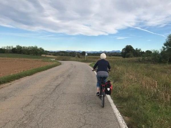 Standplaats Volta Mantovana fietsvakantie oktober noord italië (1)